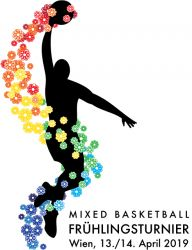 Logo 7. Internationales Mixed Basketball Frühlingsturnier